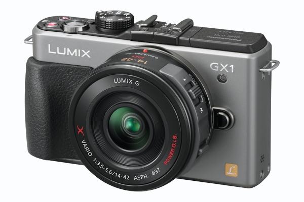 camera g micro system panasonic body dmc-gx1eg-k -resigilat