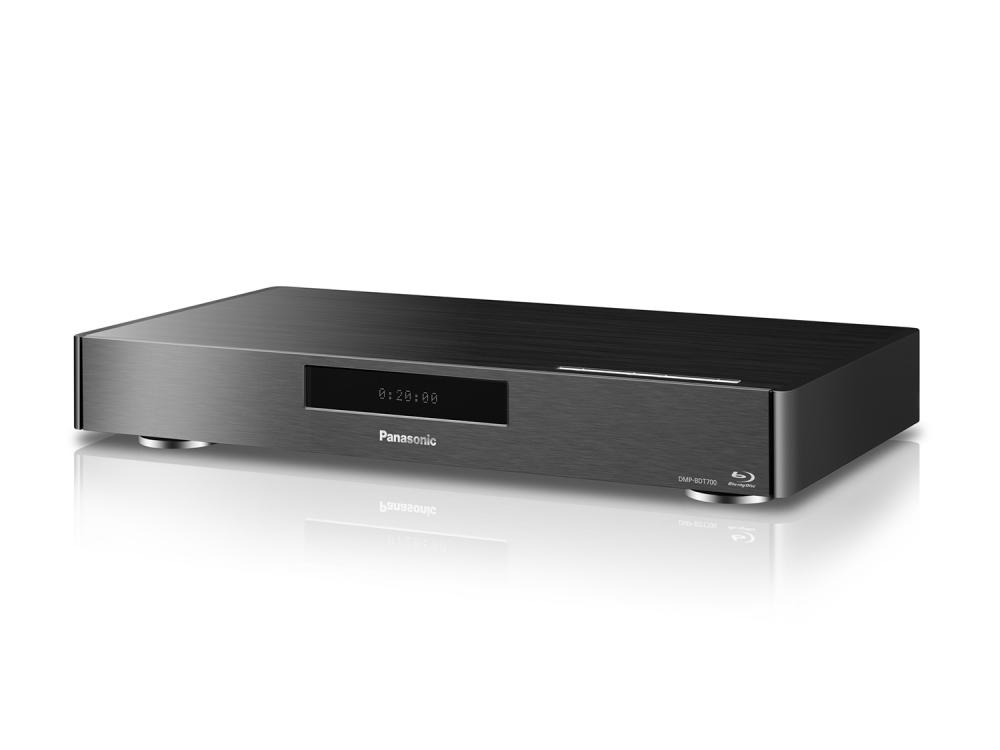 blu-ray player dmp-bdt700eg, 3d, upscaling direct chroma 4k,panasonic
