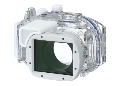 carcasa panasonic dmw-mctz30e, rezistenta la apa
