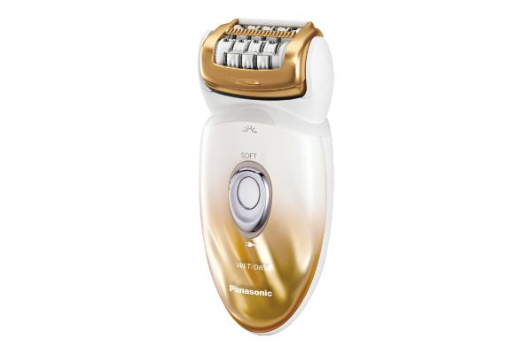 Epilator Wet/Dry, lavabil, cap pivotant, 48 pensete, ES-ED50-N503 Panasonic