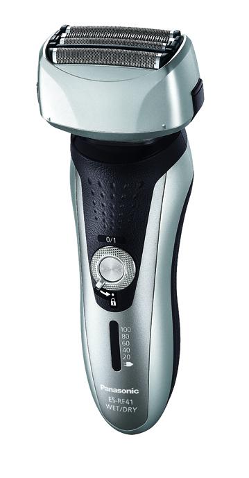 Aparat de ras WET/DRY, 4 lame, cap pivotant, trimmer lateral, ES-RF41-S503 Panasonic