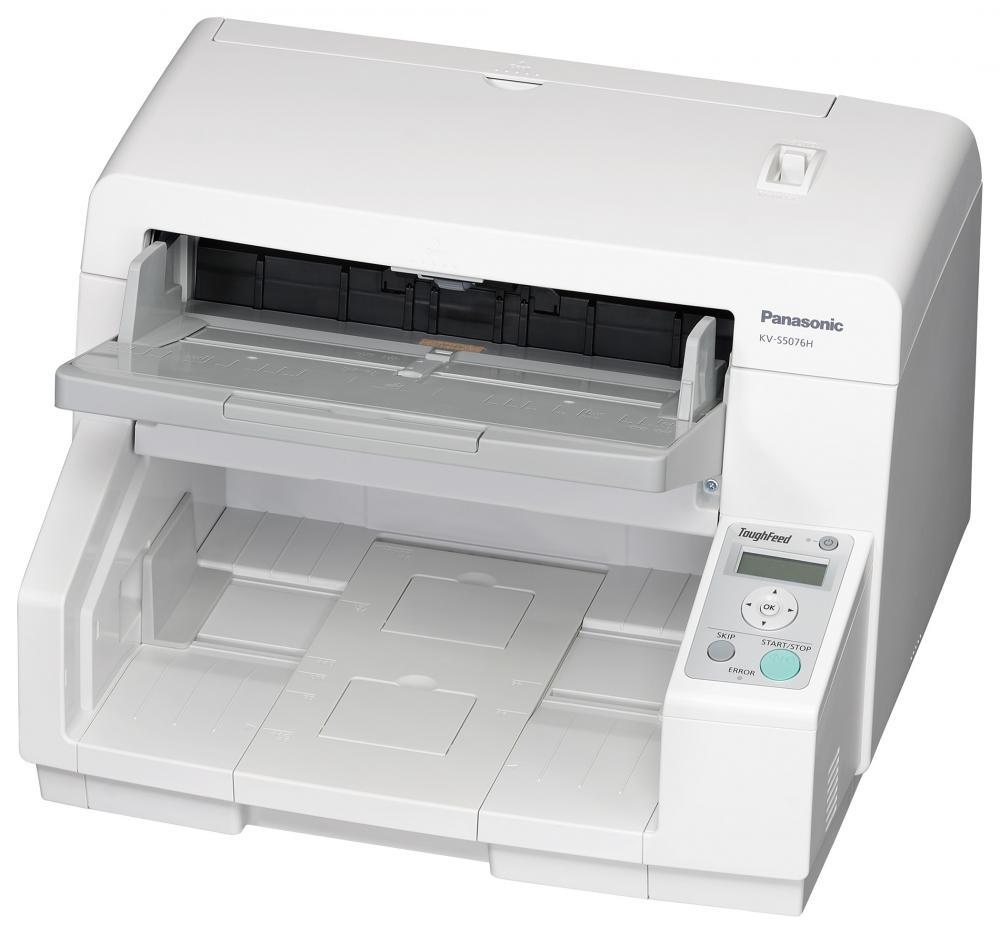 scanner panasonic kv-s5076h -u, a3