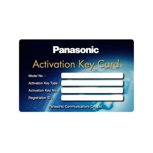 licenta panasonic kx-nsp105w, e-mail + inregistrare 2 cai + extensie mobila + ca pro
