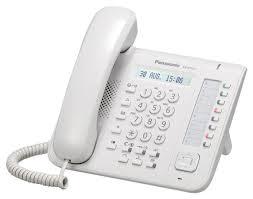 telefon proprietar panasonic kx-nt551x, ip, alb
