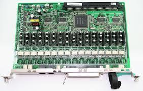 Cartela Panasonic KX-TDA0174X, 16 porturi SLT