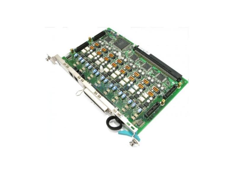 Cartela Panasonic KX-TDA0181X, 16 linii CO