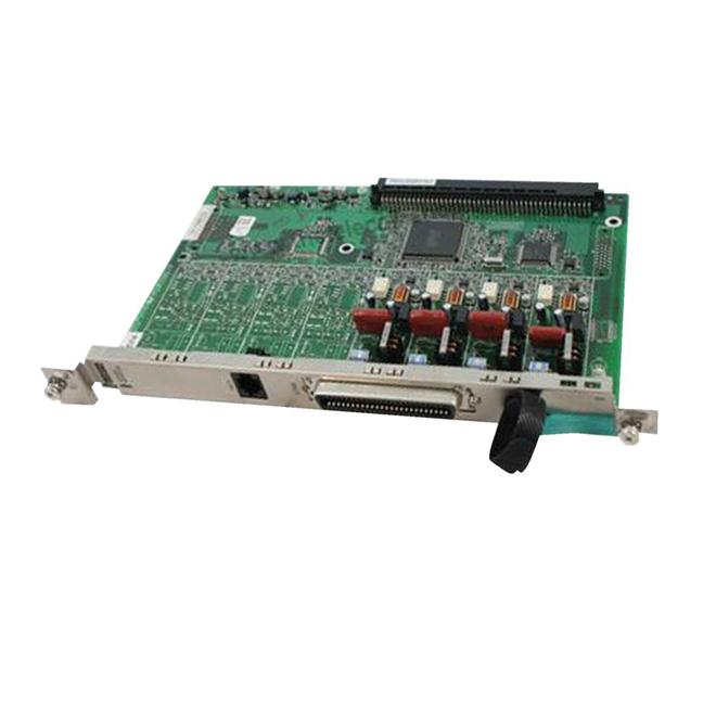 cartela panasonic kx-tda0183ne, 4 linii co