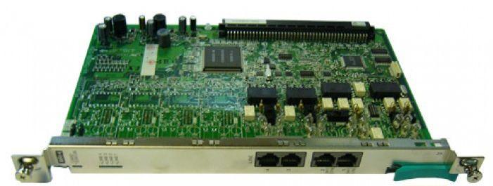 Cartela Panasonic KX-TDA0284CE, 4 porturi BRI