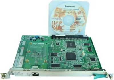 cartela panasonic kx-tda0490x, 16-canale ip gateway