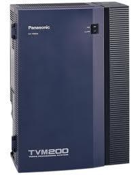 sistem panasonic kx-tvm200ne, procesare voce