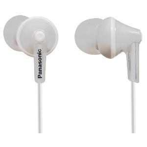 Casti tip In Ear RP-HJE125E-W Panasonic, alb