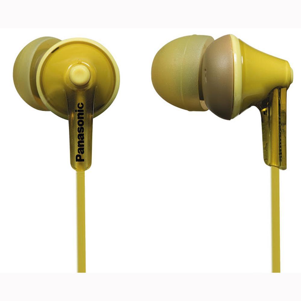Casti tip In Ear'' RP-HJE125E-Y Panasonic ,galben