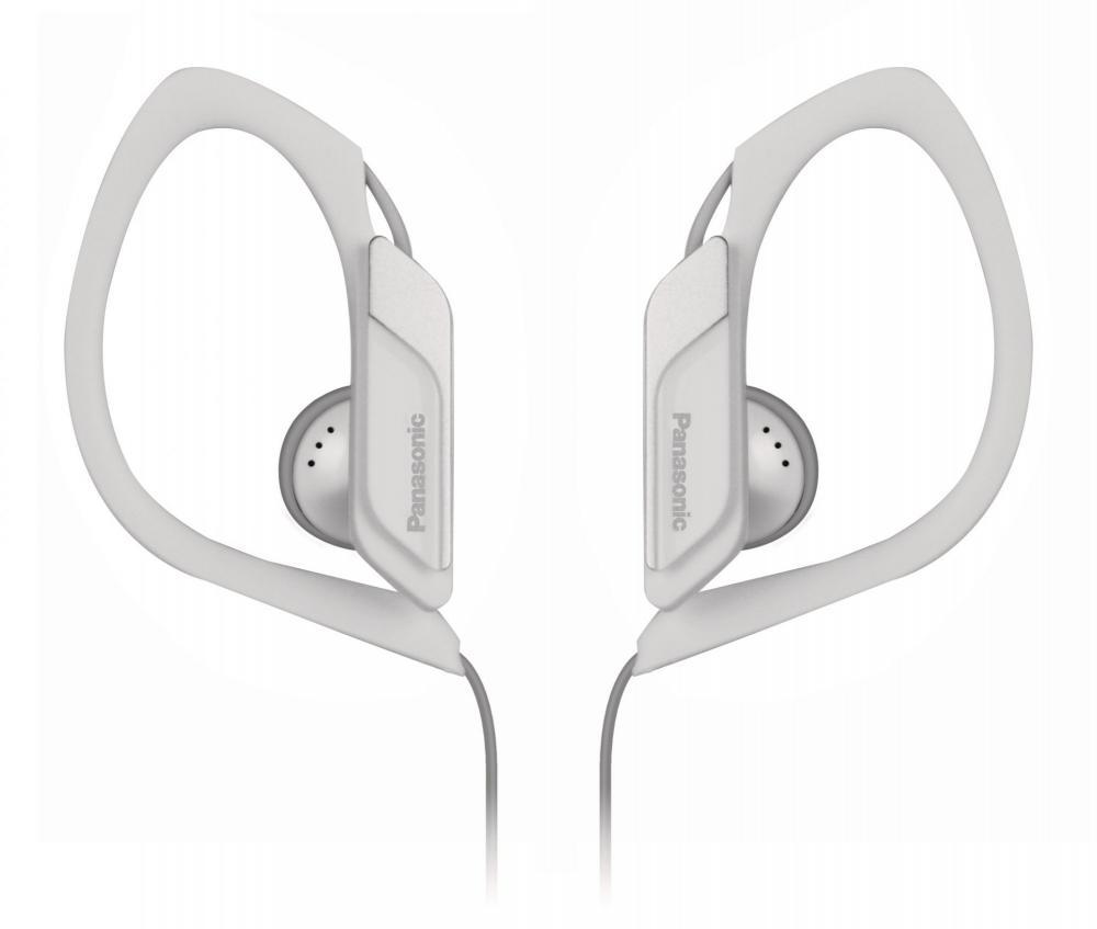 Casti tip Clip, difuzor de 14.3mm RP-HS34E-W Panasonic ,alb