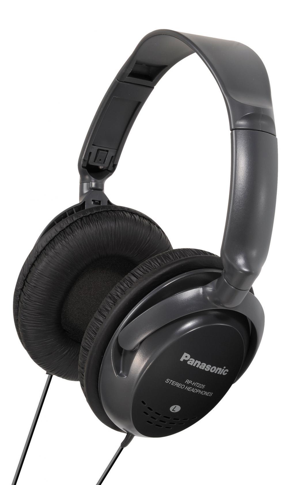 Casti Panasonic RP-HT225E-K