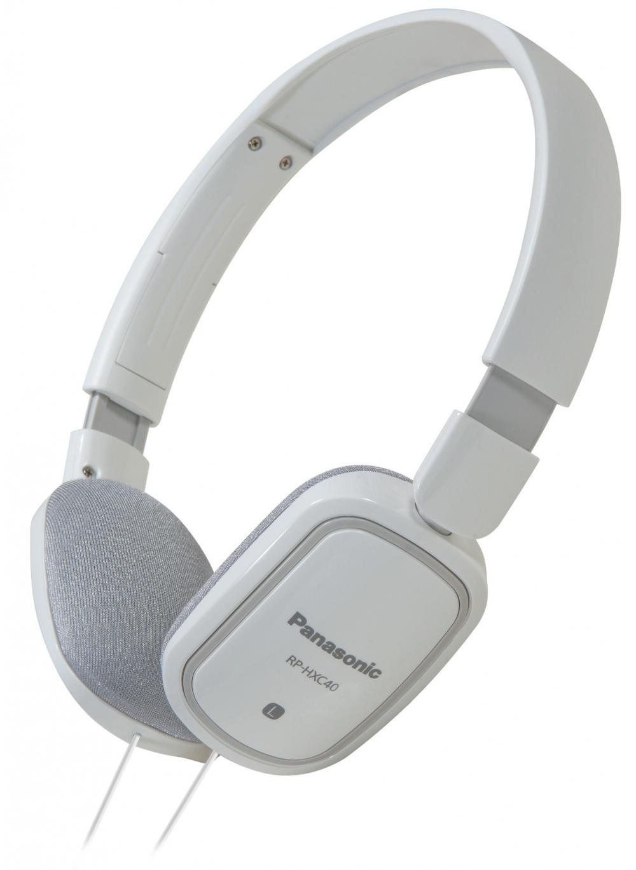 Casti Panasonic RP-HXC40E-W