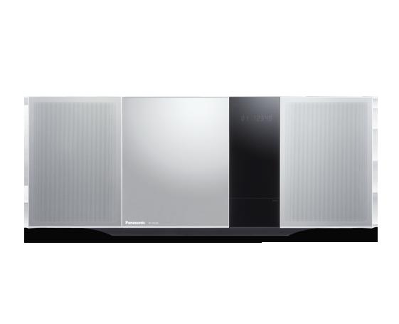 microsistem hi-fi sc-hc49ec-s cu cd, radio, bluetooth,panasonic