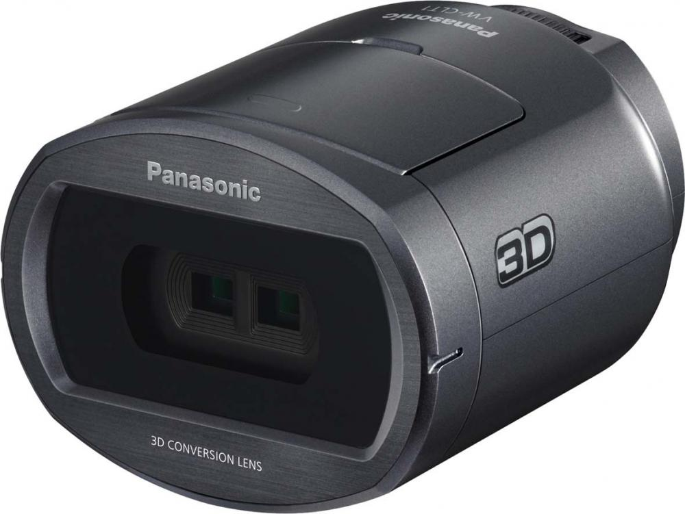 obiectiv 3 d camera video panasonic vw clt1e-h